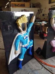 Movie Props | 3D Foam Carving & Fabrication